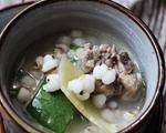 冬瓜薏仁鸭肉汤