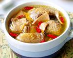 墨鱼鸡子汤