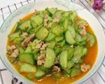 辣椒油炒黄瓜