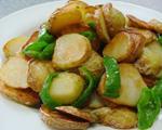 辣炒土豆片