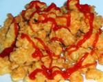 番茄酱炸虾仁