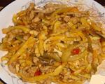 红油笋丝小炒肉