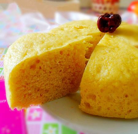 发糕的家庭的做法 7个蒸锅版发糕的做法
