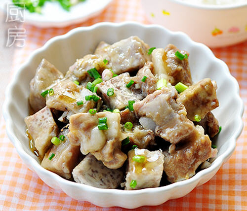 小孩子吃的猪肉蒸宝宝的香芋_图解2岁排骨吃牛肉和做法现在能吃吗图片