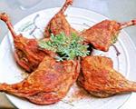 竹盐灵芝香酥鸭