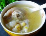 豌豆蹄花汤