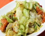 鸡丁圆白菜