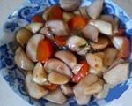 茭白烩杏鲍菇