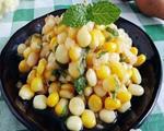 果汁玉米粒