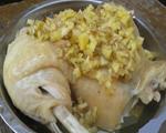姜汁鸡腿肉