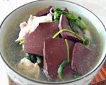 猪血益母草汤