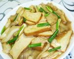 香干炒平菇