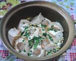 煎豆腐黄豆煲