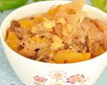 杂粮牛肉汤