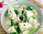 香菇煨豆腐