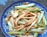 香芹杏鲍菇