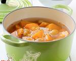 桂花栗子山芋汤