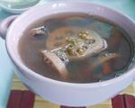 绿豆莲藕章鱼清汤