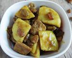 清香咖喱苹果