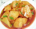 南乳汁土豆块