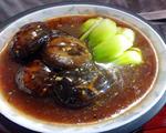 浇汁香菇青菜