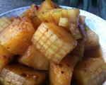 豆豉烧冬瓜
