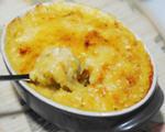 芝士榴莲焗红薯