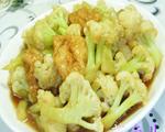 蚝油油面筋花菜