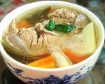 脊骨冬瓜汤