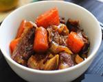 胡萝卜洋葱烧牛肉