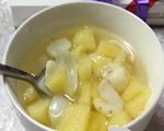 苹果百合汤