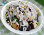 酸奶紫薯沙拉