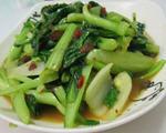 豆香小白菜