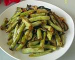 花生米炒芸豆