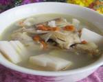 莲藕土鸡汤