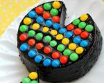 七彩热带鱼蛋糕