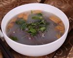 正宗南京鸭血粉丝汤的配方