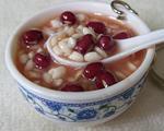 赤小豆薏米粥的功效:祛湿
