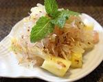 泰式柚子菠萝沙律