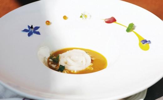 甲壳类海鲜浓汤制作技巧