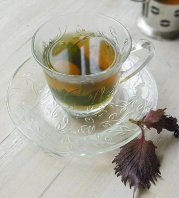 咽喉肿痛喝紫苏姜苓汤效果最佳