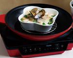 日式蟹肉蛤蛎蒸蛋