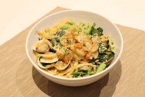 绿豆芽芥兰做菜给孕妇补钙又补纤