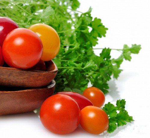 西红柿芥蓝搭配具有抗癌功效