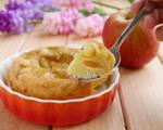肉桂苹果厚松饼