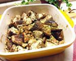 蒜味烤香菇(懒人版)