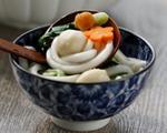 鱼丸土豆汤粉