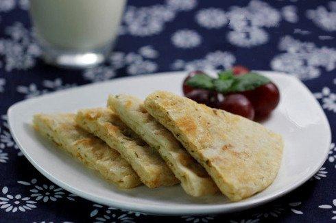 怎样做发面葱油饼_发面葱油饼的家常做法_怎样做发面葱油饼好吃的制作方法图解 ...