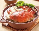 味噌螃蟹锅