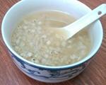 糙米薏仁汤